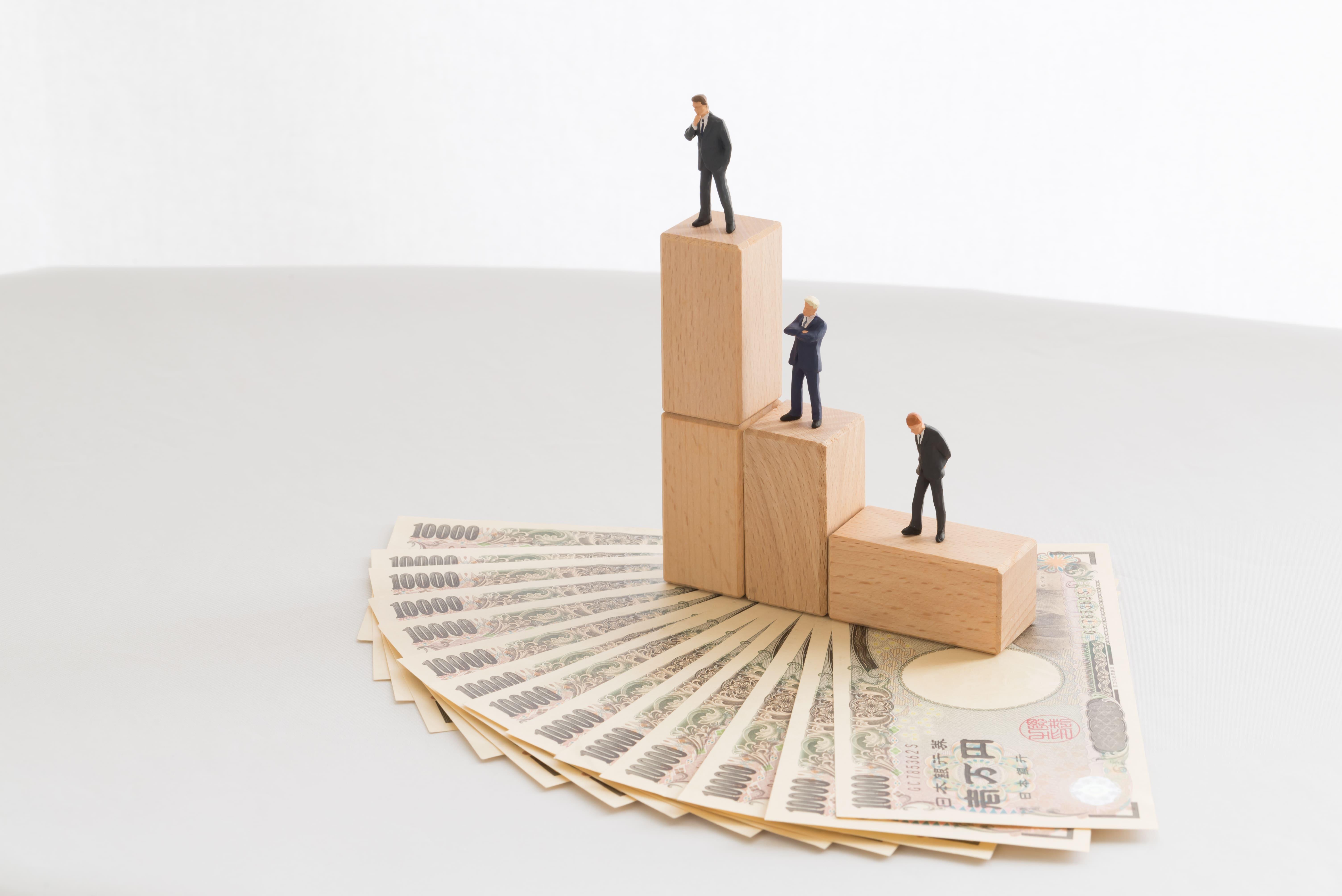 業者比較 ・売上編 実際に売上が高いのはどこ?徹底比較